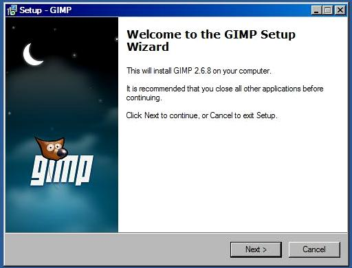 The Gimp